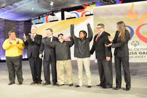 WWE Becomes Founding Partner for 2014 Special Olympics USA Games (Photo: Business Wire)