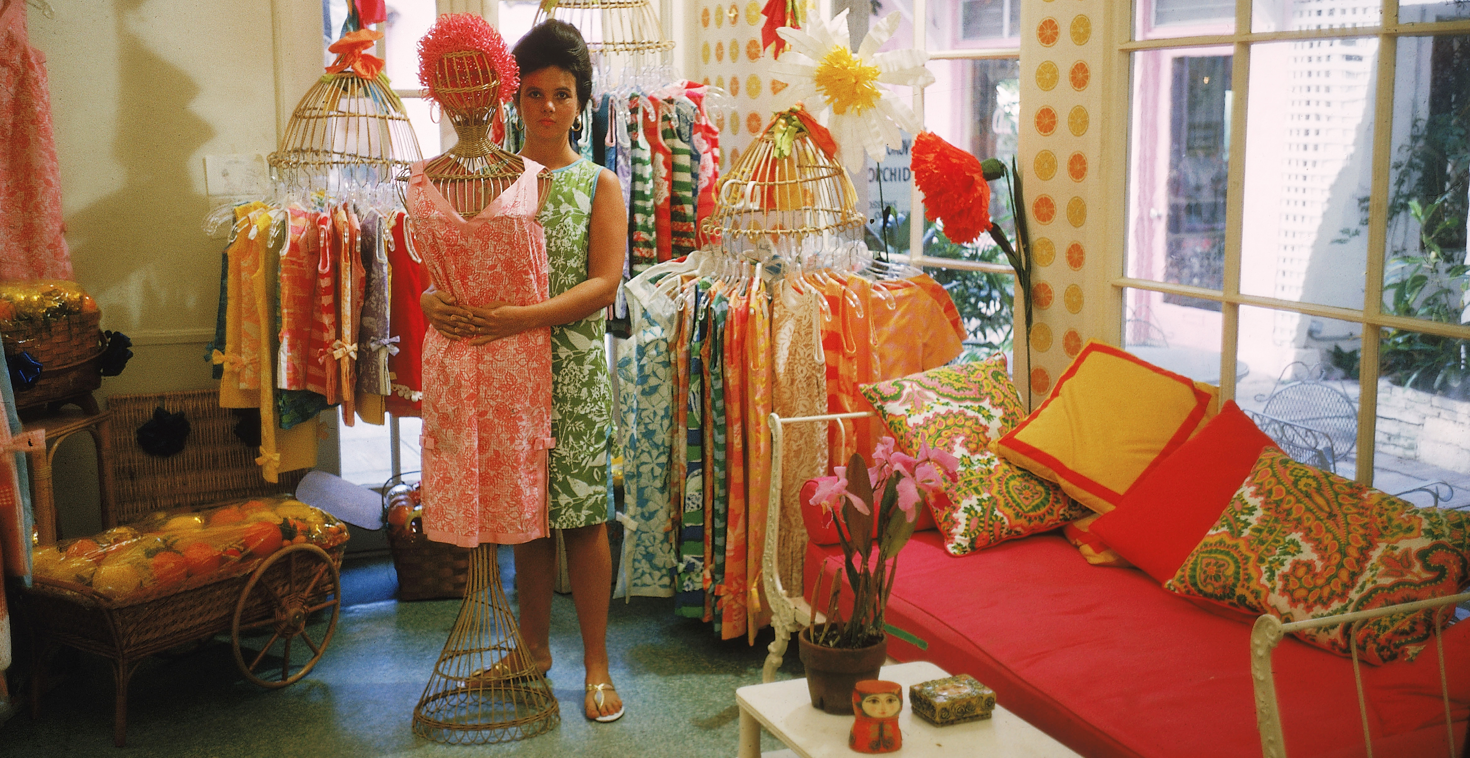 36d033c9c8d357 Lilly Pulitzer® Honors the Life of Founder, Lilly Pulitzer Rousseau |  Business Wire