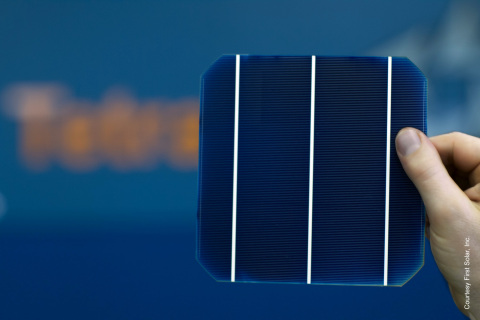 First Solar today announced it is acquiring TetraSun, which has developed a break-through cell archi ...