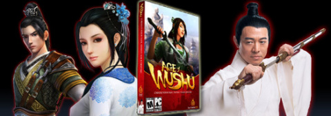 Age of Wushu - Special Retail Edition featuring Jet Li (Photo: Business Wire)