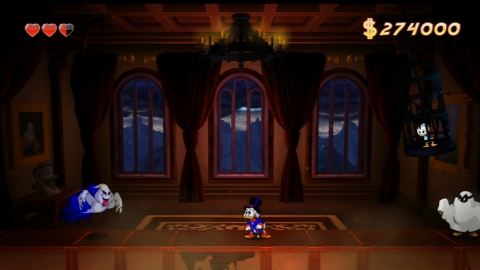 Releasing this summer, DuckTales Remastered is a hand-crafted, beautiful HD reimagining of one of the most iconic Disney 8-bit titles that follows the adventures of Scrooge McDuck as he explores differently themed worlds to collect their treasures and become the world's richest duck. (Graphic: Business Wire)