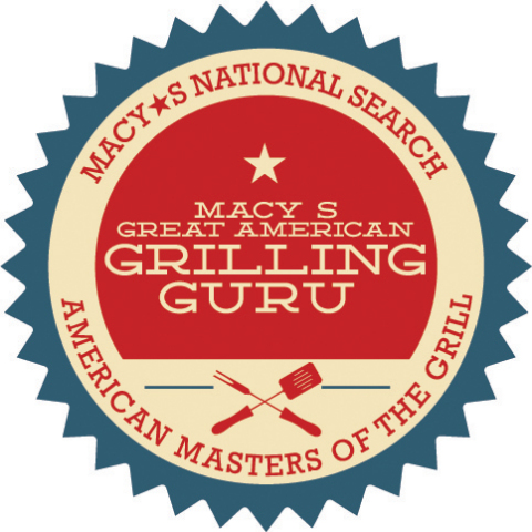 Macy's Great American Grilling Guru Celebrates Our Country's Passion for Backyard Grilling as Part of Macy's American Icons Campaign