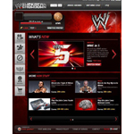 WWE Superfan Showdown app (Graphic: Business Wire)