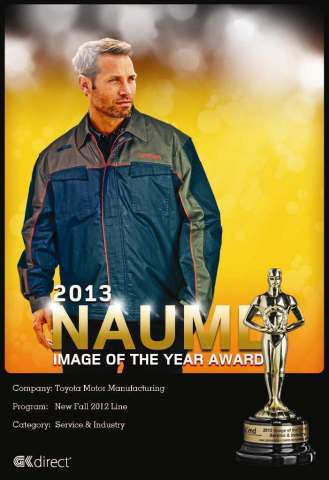 "GKdirect(R) earned two ""Image of the Year"" awards from the NAUMD (Photo: G&K Services)"