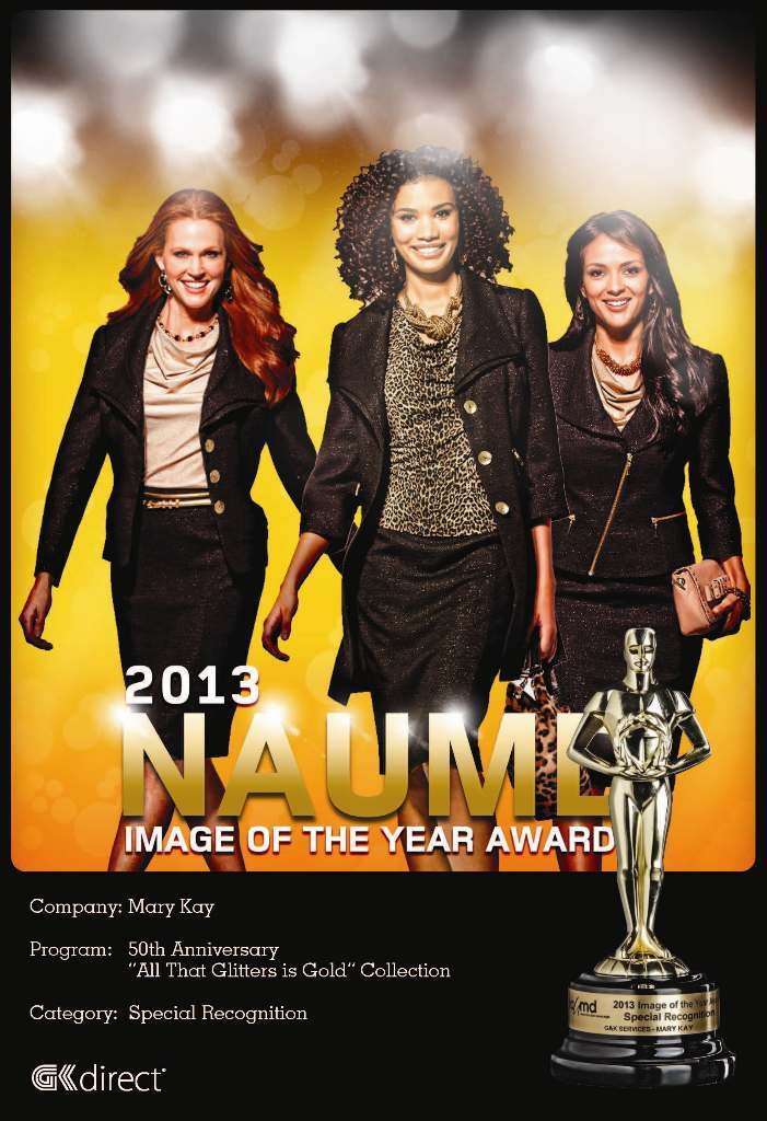 """GKdirect(R) earned two """"Image of the Year"""" awards from the NAUMD (Photo: G&K Services)"""