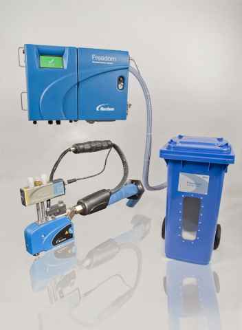 Freedom Integrated Hot Melt Packaging Solution (Photo: Business Wire)