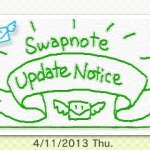 Swapnote Image 1 (Photo: Business Wire)