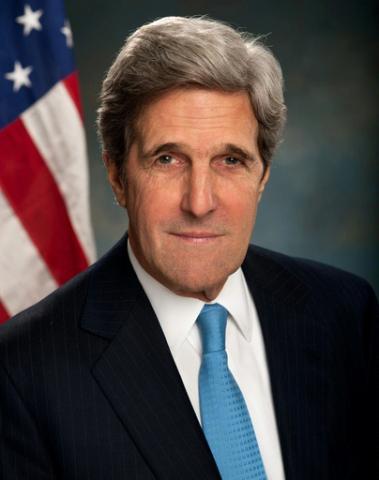 Secretary of State, John Kerry (Photo: Business Wire)