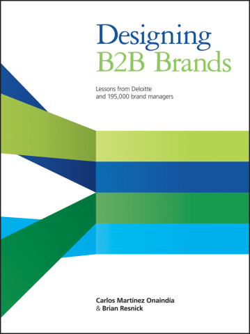 Designing B2B Brands (Graphic: Business Wire)