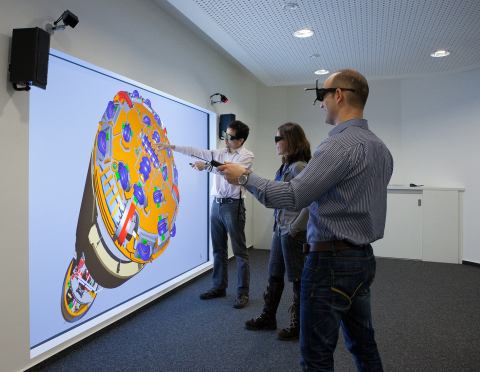 Virtual reality systems john vince