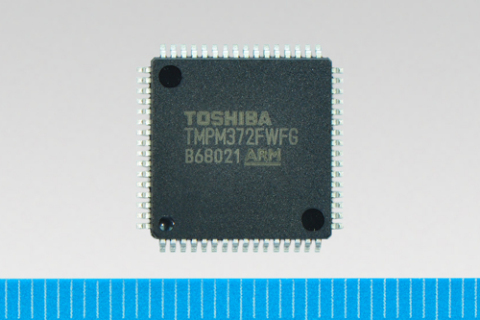 Toshiba: Vector Engine Embedded Low-pin Count, Wide Pin-pitch Microcontroller (Photo: Business Wire)