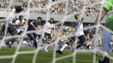 FIFA 14 Pure Shot (Photo: Business Wire)