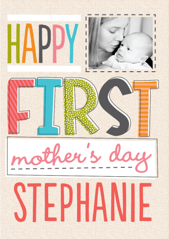 Treat, the new greeting card service from Shutterfly, Inc., wants moms to get exactly what they want this Mother's Day - and it's not a generic store bought card. Treat has 475 Mother's Day card designs and personal gifts including photo mugs, easel art and gift cards at top retailers. (Photo: Business Wire)