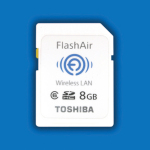"""FlashAir(TM)"", Toshiba SDHC Memory Card with Embedded Wireless LAN Communications (Photo: Business Wire)"