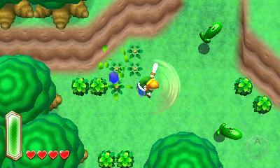 Zelda Screenshot (Graphic: Business Wire)