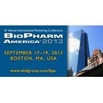 BioPharm America(TM) 2013 in Boston (Photo: Business Wire)