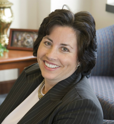 The former dean of the University of Dayton law school, Lisa Kloppenberg, has been chosen to be the next dean of Santa Clara University School of Law. (Photo: Business Wire)