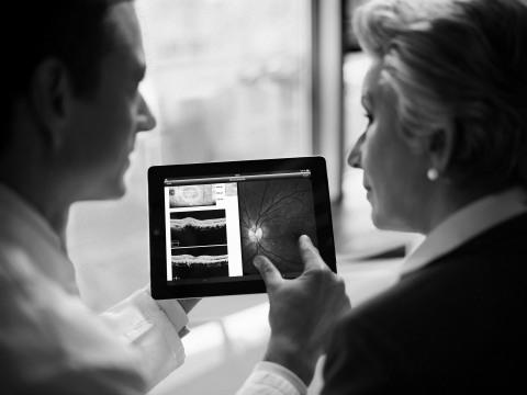 ZEISS FORUM Viewer App (Photo: Business Wire)