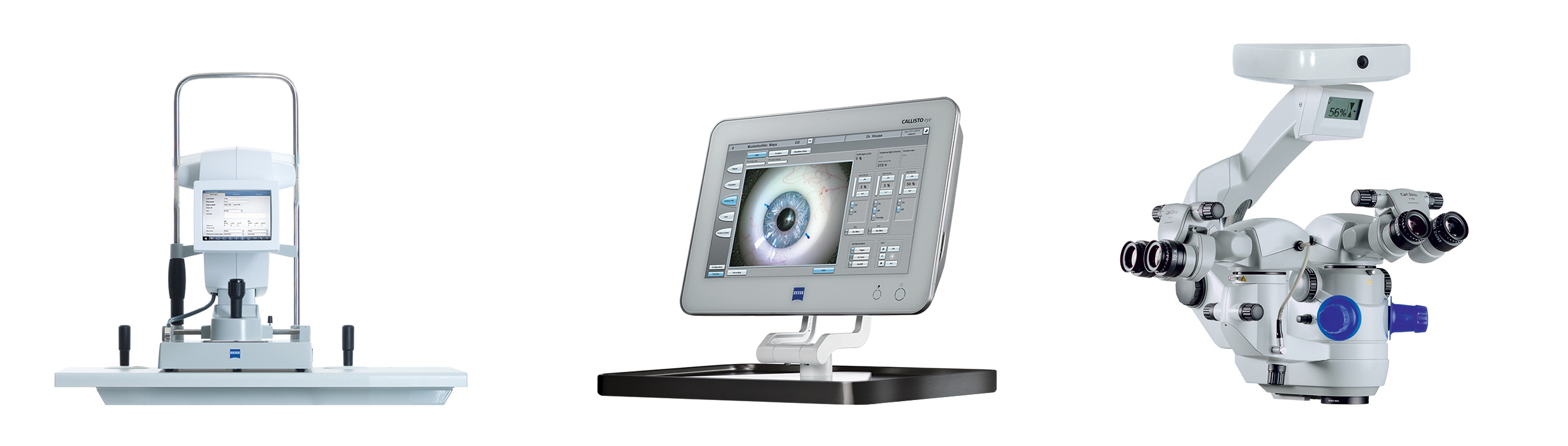 ZEISS Cataract Suite Featuring CALLISTO Eye Introduced at