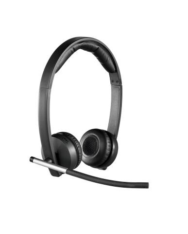 Logitech Wireless Headset H820e (Photo: Business Wire)