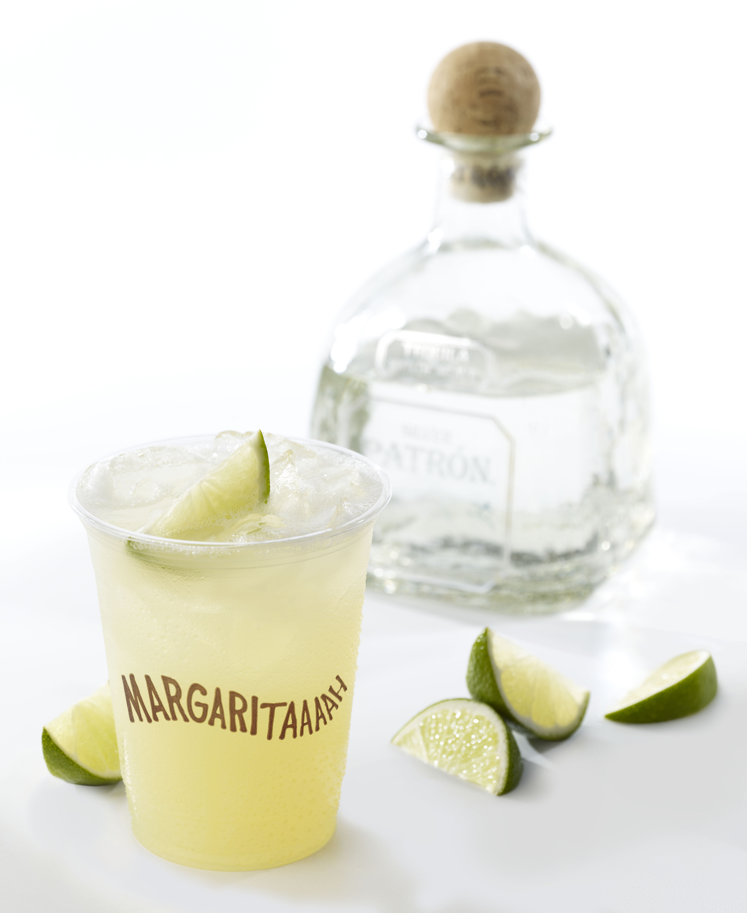 Chipotle's new Patron margarita (Photo: Business Wire)