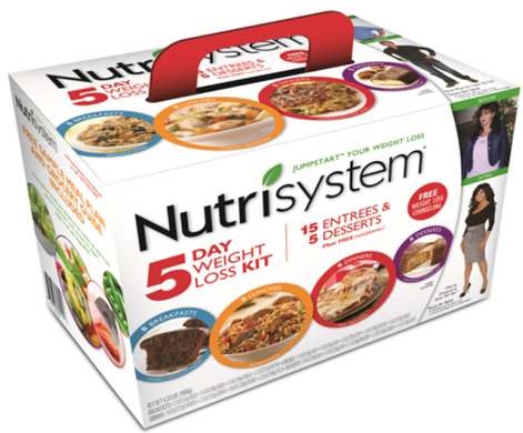 Nutrisystem announces it is now offering a 5-Day Jumpstart Your Weight Loss Kit exclusively at nearly 2,000 Walmart stores. (Photo: Business Wire)