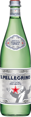 The company that produces S.Pellegrino Sparkling Natural Mineral Water today announced the latest installment in the Italian Talents project - a tribute to Luciano Pavarotti and Italian opera in collaboration with the Luciano Pavarotti Foundation. In celebration of the new project, it is unveiling a special edition S.Pellegrino bottle with an opera-inspired label featuring the late maestro. The exclusive bottle will be available in fine dining restaurants throughout the U.S. starting in late April and while supplies last. (Photo: Business Wire)