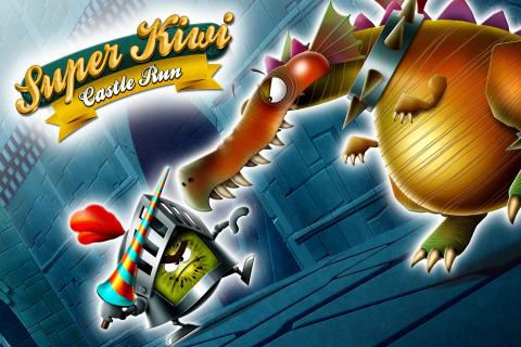 Super Kiwi Castle Run (Photo: Business Wire)