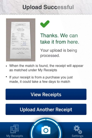 ReceiptMatch from American Express OPEN (Photo: Business Wire)