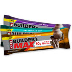 CLIF Builder's MAX is available in three flavors: Caramel Peanut, Chocolate Chip Cookie Dough and Mint Chocolate Chip (SRP: $2.69). (Photo: Business Wire)