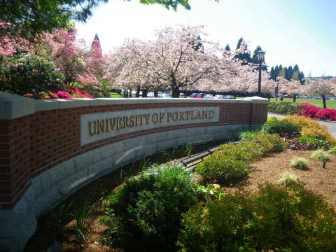 University of Portland campus (Photo: Business Wire)