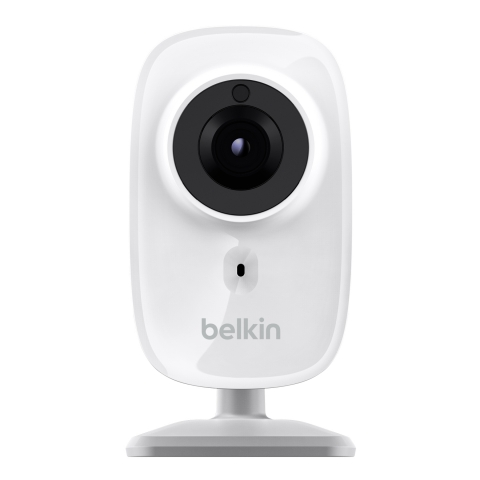 Belkin NetCam HD Wi-Fi(R) Camera (Photo: Business Wire)