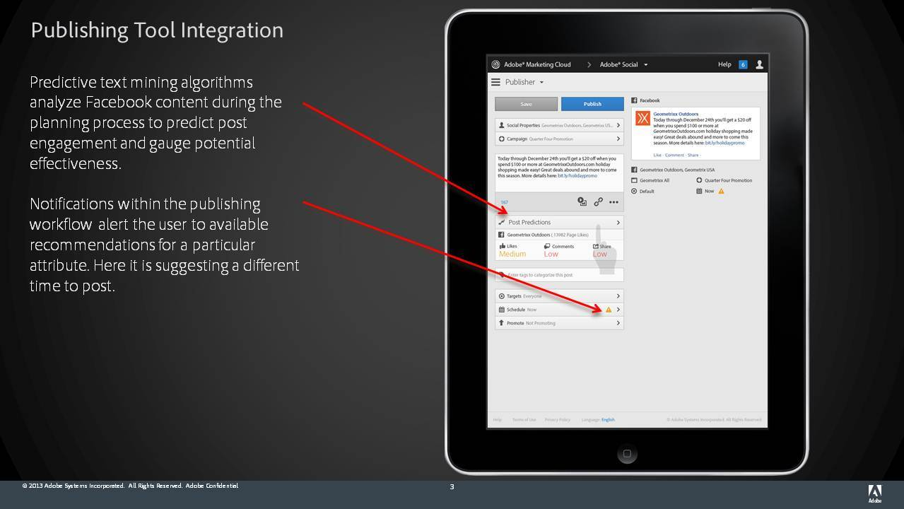Publishing Tool Integration (Graphic: Business Wire)