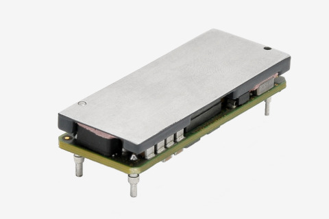 New CME02 eighth brick power modules for RF amplifier applications (Photo: Business Wire)