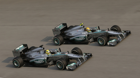 Tata Communications provides connectivity for Formula One racing. (Photo: Business Wire)