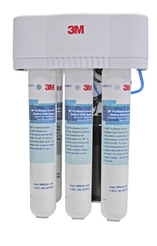 3m Pro Reverse Osmosis Drinking Water Filtration System