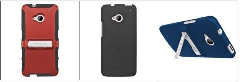 Seidio releases its signature accessories for the Samsung Galaxy S4 and HTC One. (Photo: Business Wire)