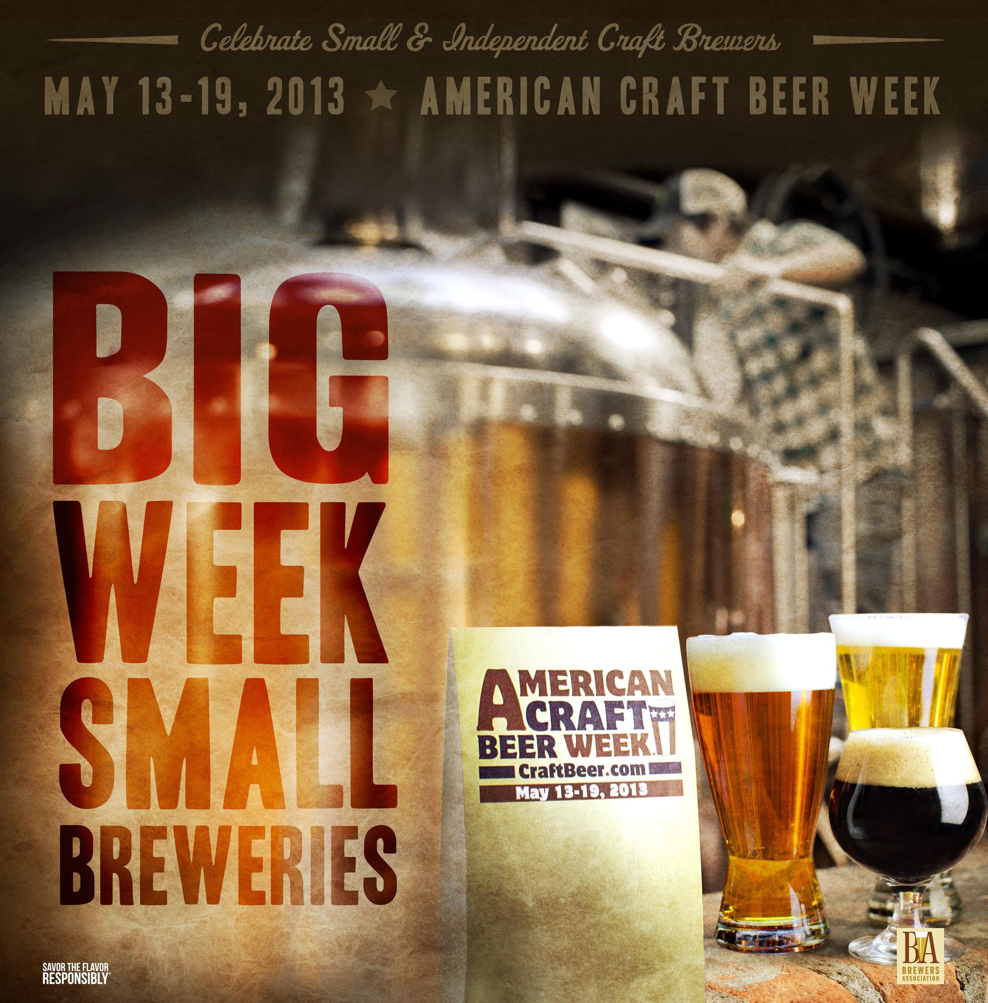 American Craft Beer Week 2013 (Photo: Business Wire)