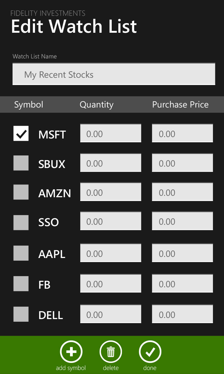 Fidelity Introduces New Trading App For Windows Phone 8 To Expand