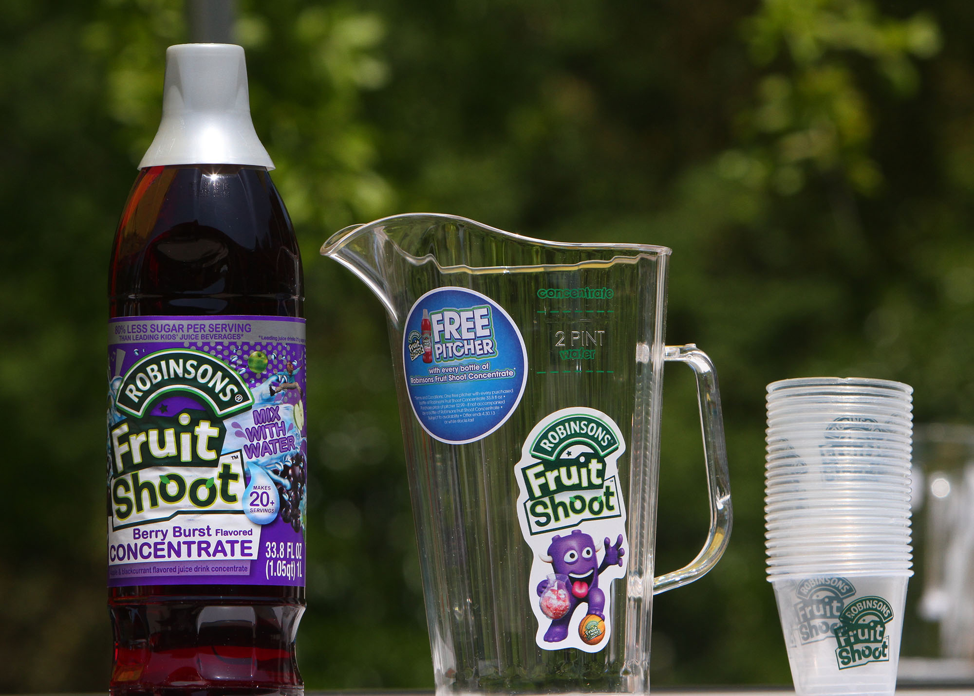 Shoot the fruit - Number One U K Kids Brand Introduces First Concentrated Fruit Drink For Kids In The U S Business Wire