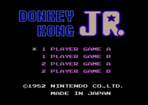 Donkey Kong Jr. Screenshot (Graphic: Business Wire)