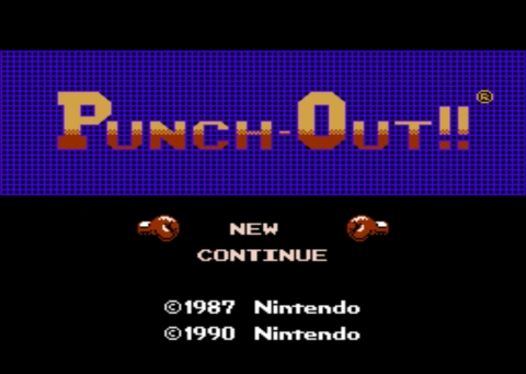 Punch-Out!! Screenshot (Graphic: Business Wire)