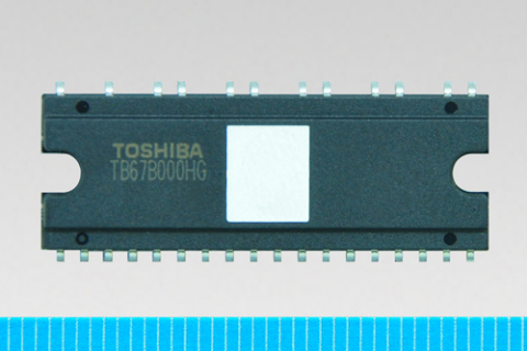 Toshiba Sine-wave Brushless Motor Driver IC (Photo: Business Wire)