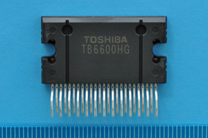 "Toshiba: Stepping Motor Control Driver ""TB6600HG"" (Photo: Business Wire)"