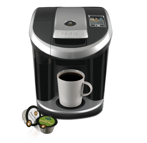 Green Mountain Coffee Roasters Inc.'s Keurig Vue Brewing System Wins at Internationally Renowned Edi ...