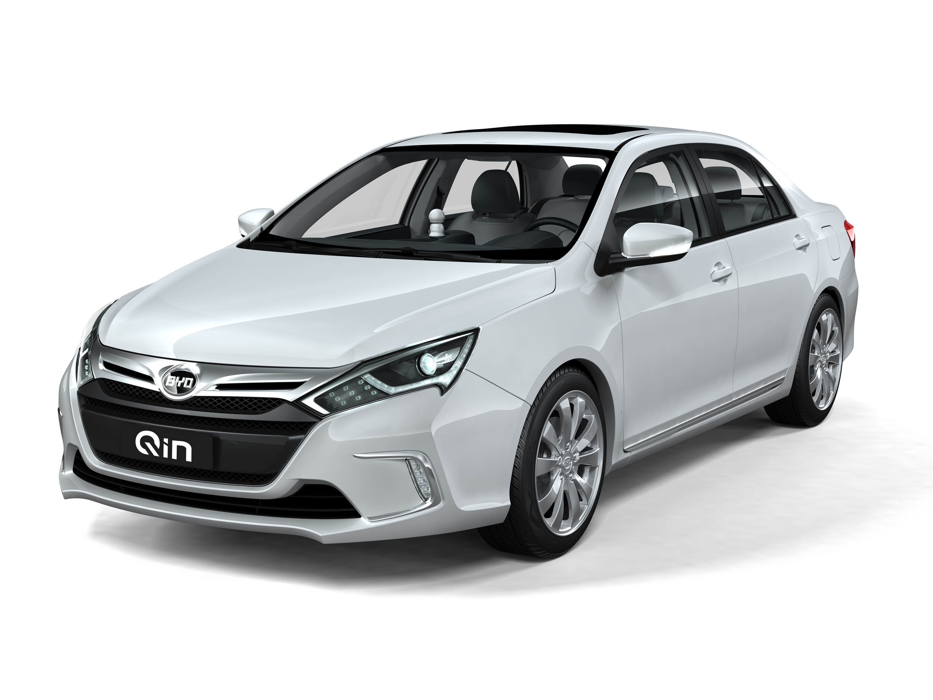Image result for BYD Qin DM