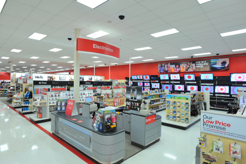 Target Unveils Curated Gadget Assortment in Partnership with WIRED (Photo: Business Wire)