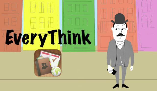 EveryThink- Bringing Organization to Everything