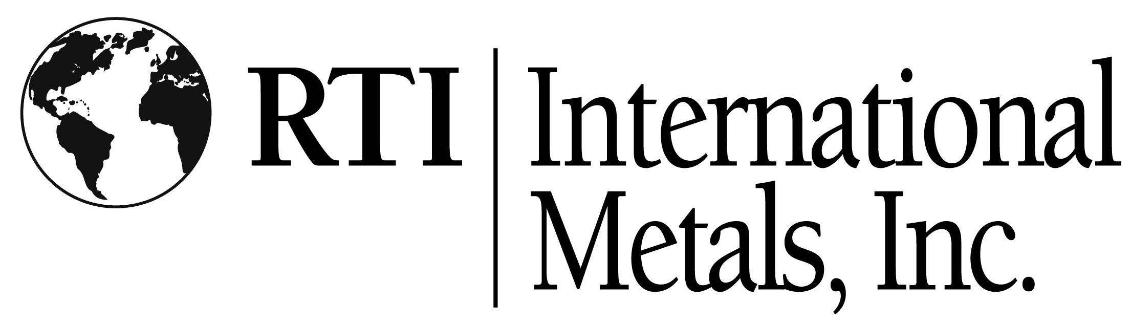 RTI International Metals logo