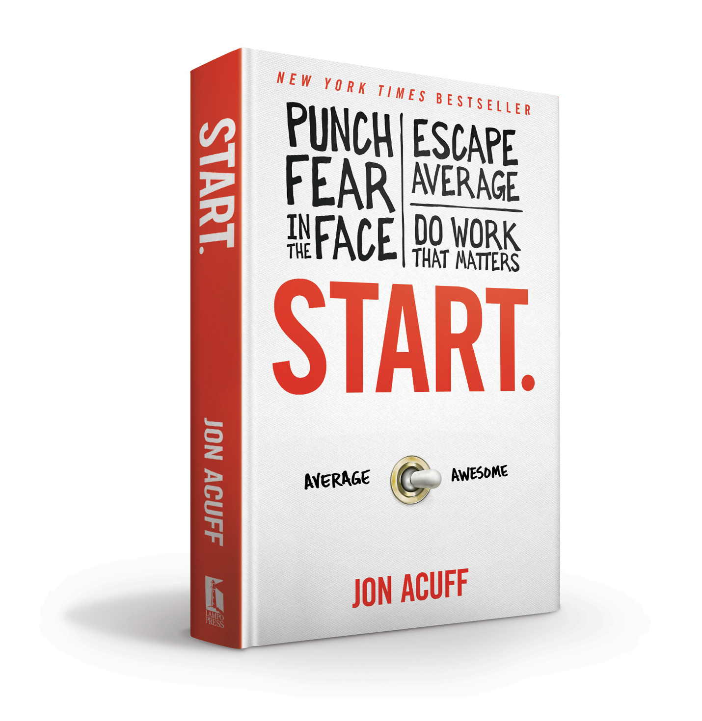 Business Book Cover Jobs ~ Jon acuff s latest book start debuts at on the new